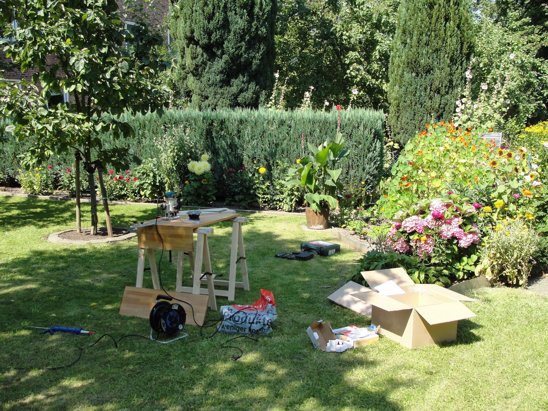 Bau Ct237 Im Garten Bau Breitbänder Ct237 Doityourself Garten