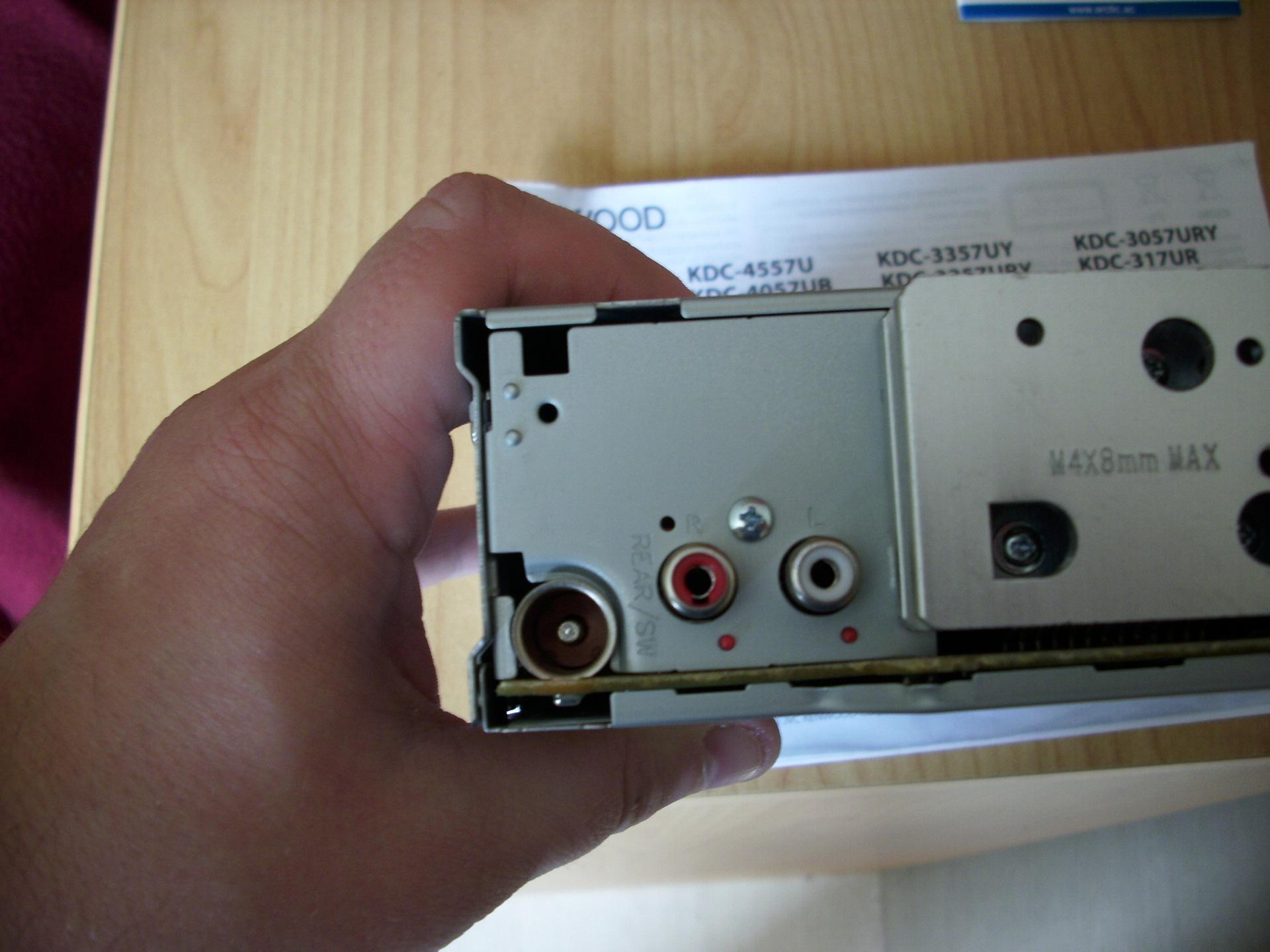 Antennenanschluss vom Autoradio | 1997, 8l, a3, adapter, anschluss ...
