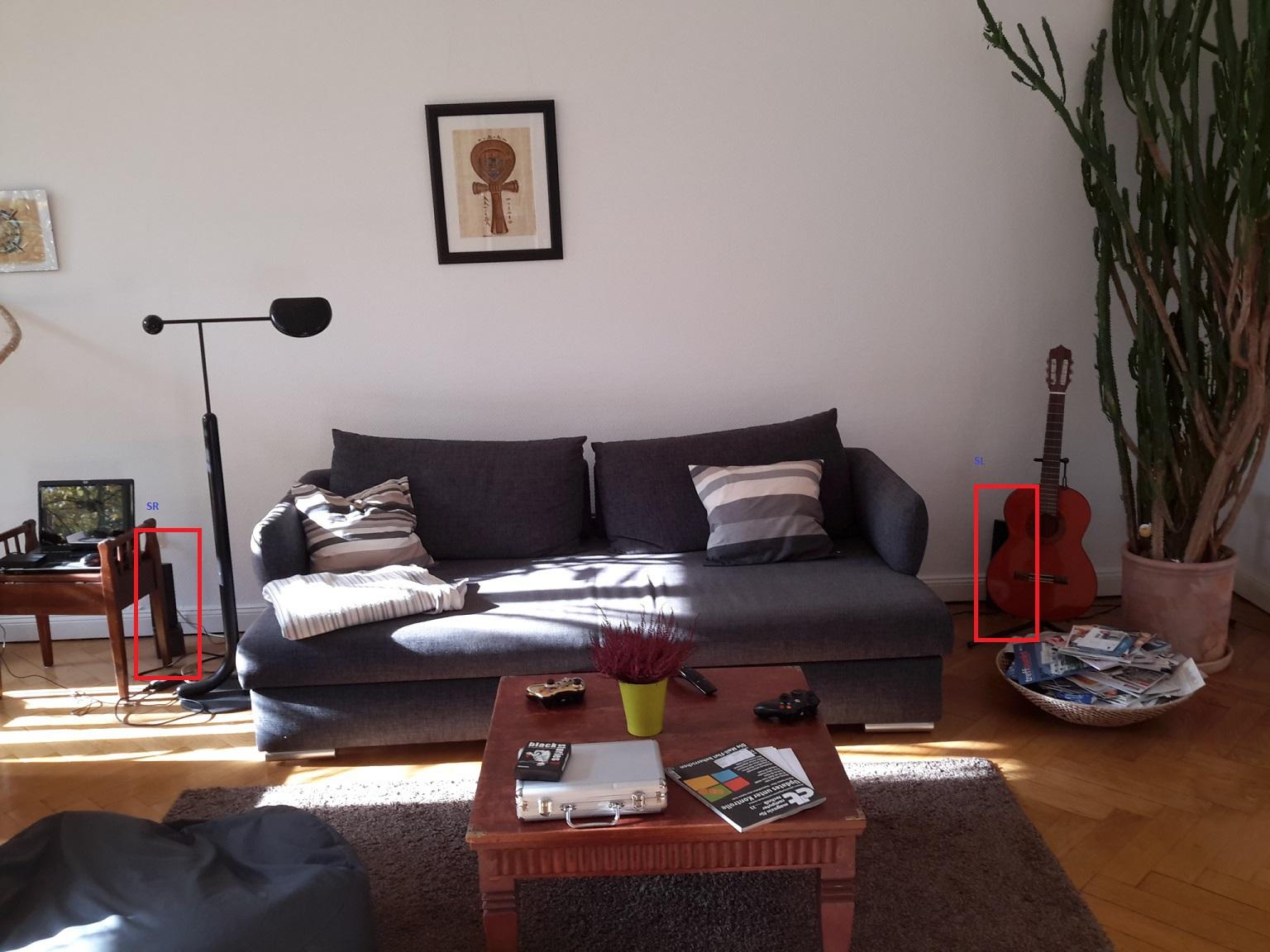 Wohnzimmer Zur Couch Hin H U00e4ufigste U00f6rposition