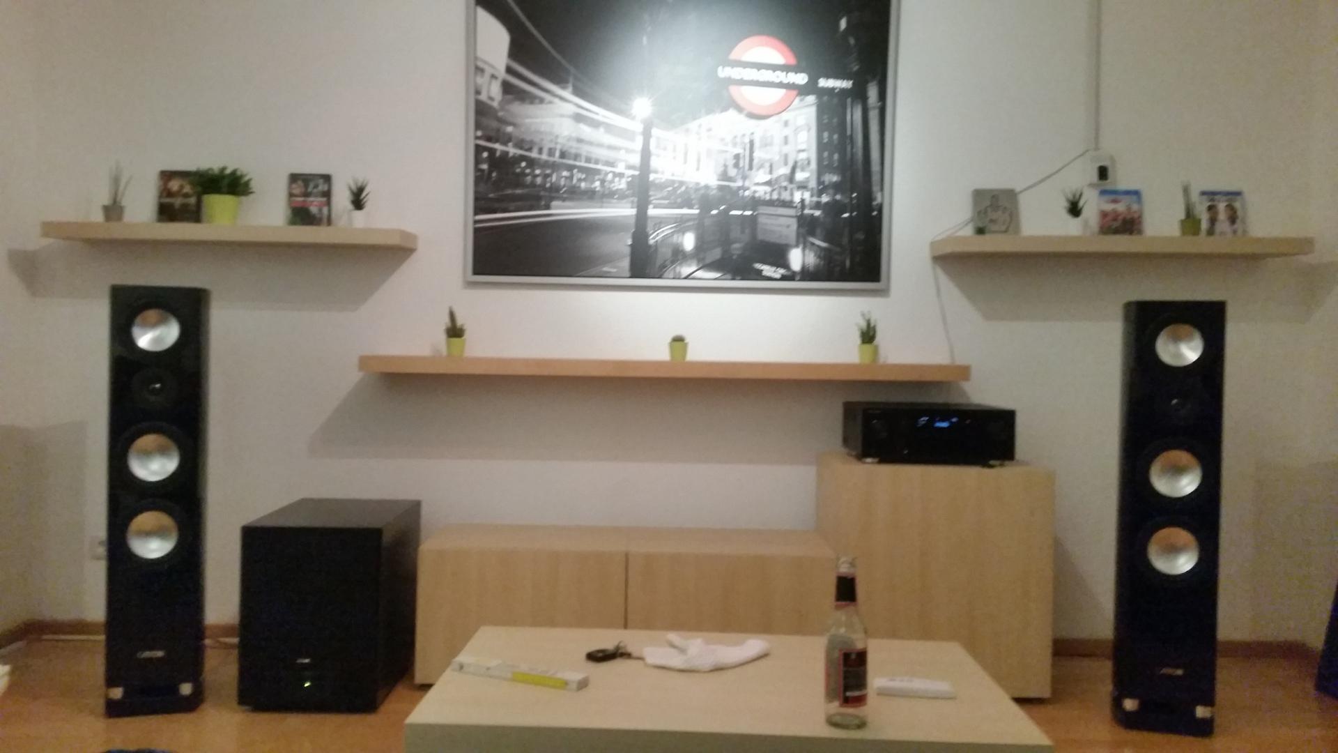 Mein 2.1 Setup mit Kino-Funktion | beamer, cantonventoreference5dc ...