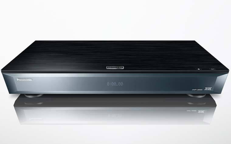 dmp ub900 4k blu ray player bluray blurayplayer heimkino surround hifi bildergalerie. Black Bedroom Furniture Sets. Home Design Ideas