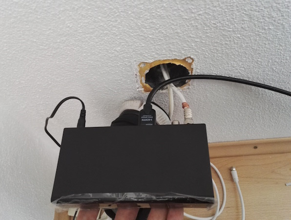 kabel f stecker direkt in den receiver funktioniert fstecker funktioniert kabel. Black Bedroom Furniture Sets. Home Design Ideas