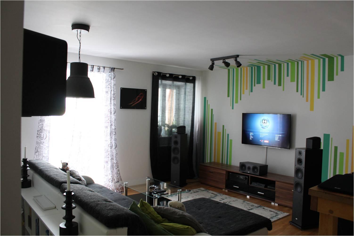 Heimkino 2k17 2k17 elac heimkino onkyo samsung teufel hifi bildergalerie - Audio anlage wohnzimmer ...
