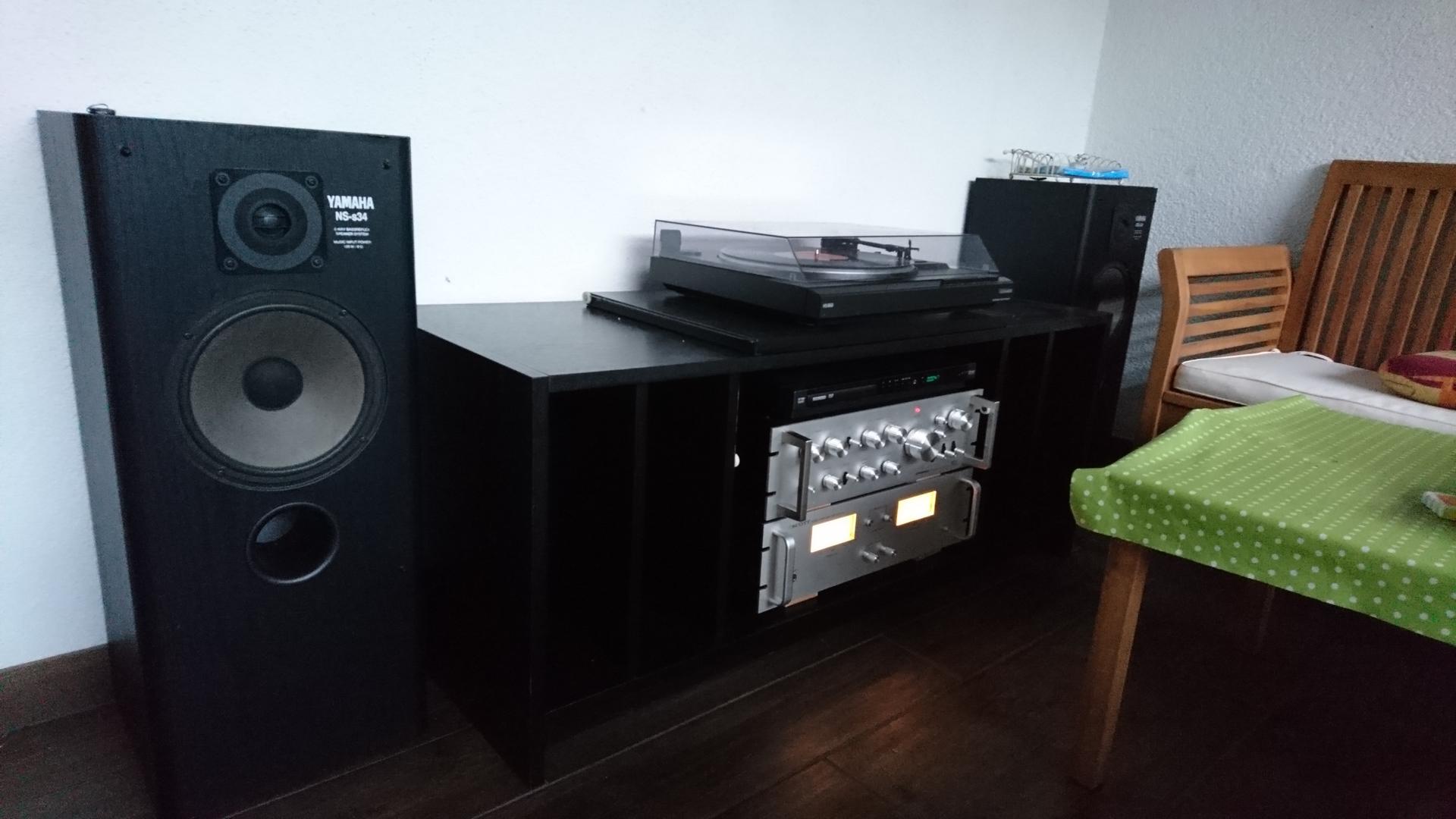 bild pioneer und scott hifiklassiker pioneer scott stereo hifi bildergalerie. Black Bedroom Furniture Sets. Home Design Ideas