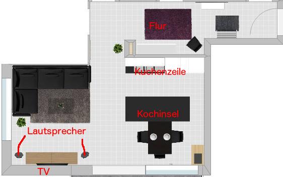grundriss wohnzimmer k che flur flur grundriss k che wohnzimmer hifi bildergalerie. Black Bedroom Furniture Sets. Home Design Ideas