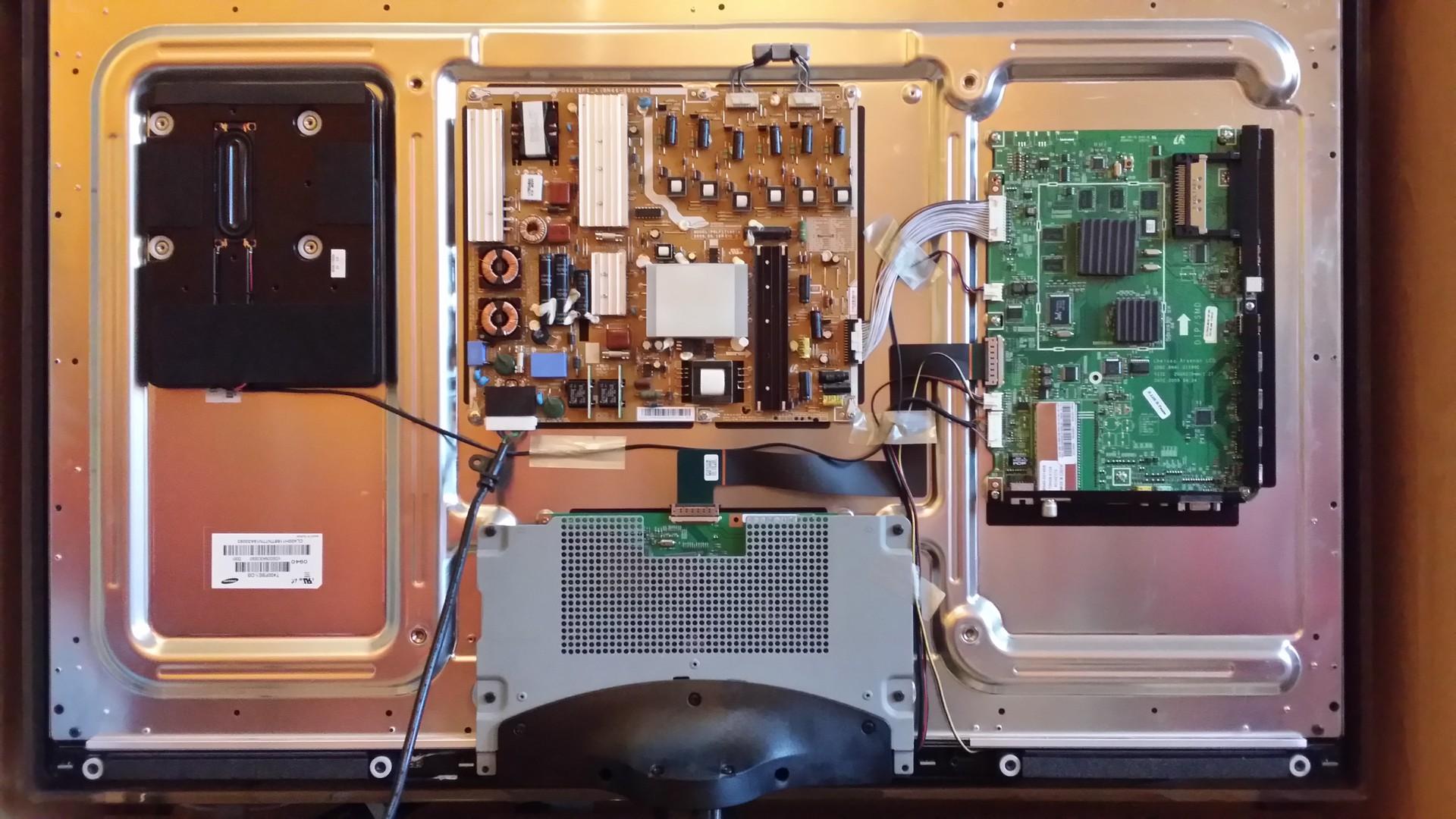 Samsung UE40B7090WP  samsung, ue40b7090wp  hififorumde
