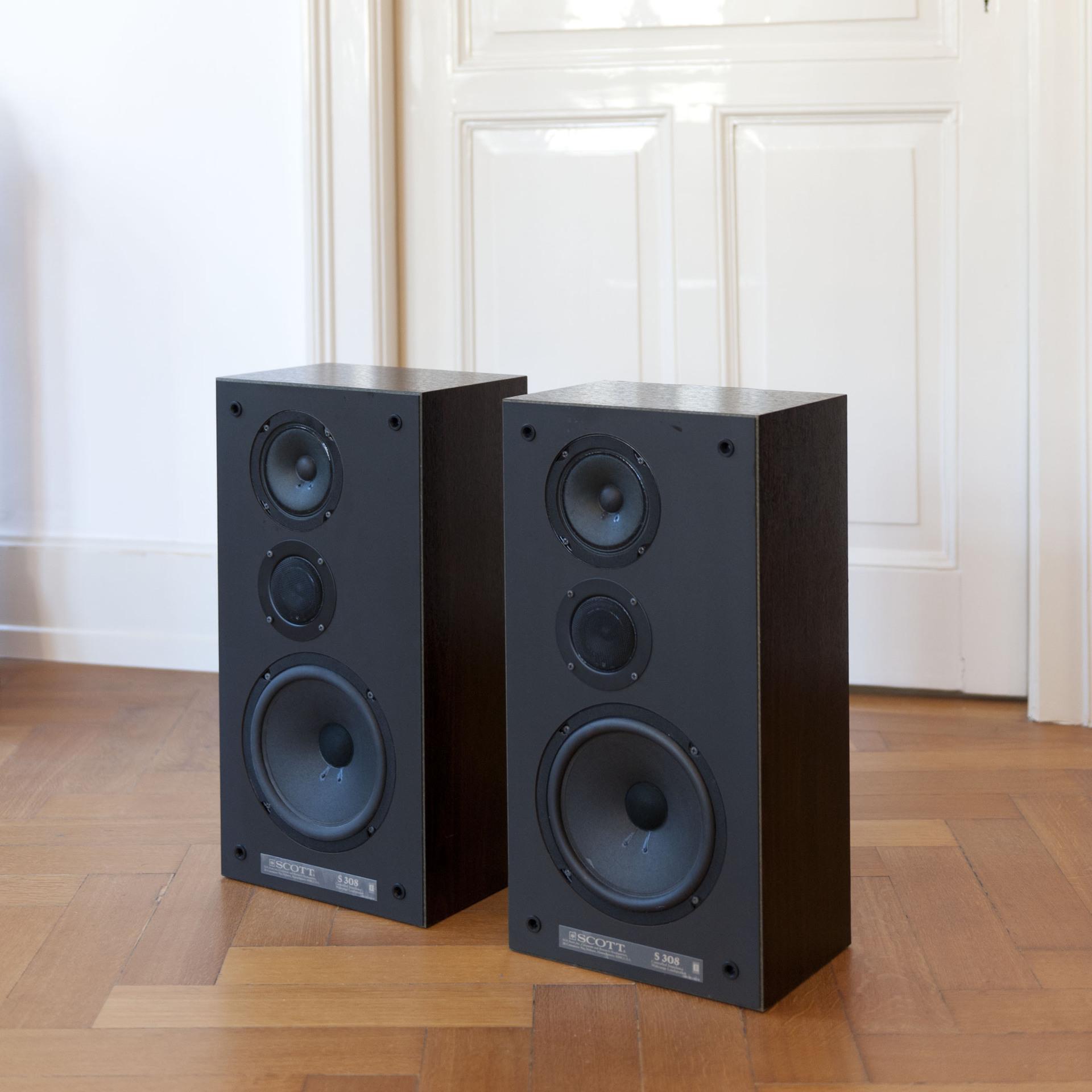 H.H. SCOTT HiFi Klassiker – The holy grail of vintage audio?!, Hifi ...