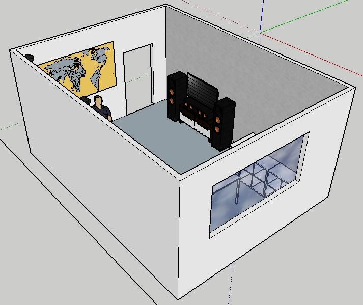 raumakustik raumakustik hifi bildergalerie. Black Bedroom Furniture Sets. Home Design Ideas