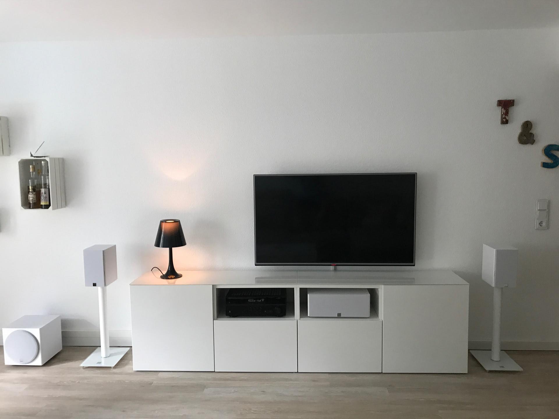 aktuelles dali yamaha ikea besta setup