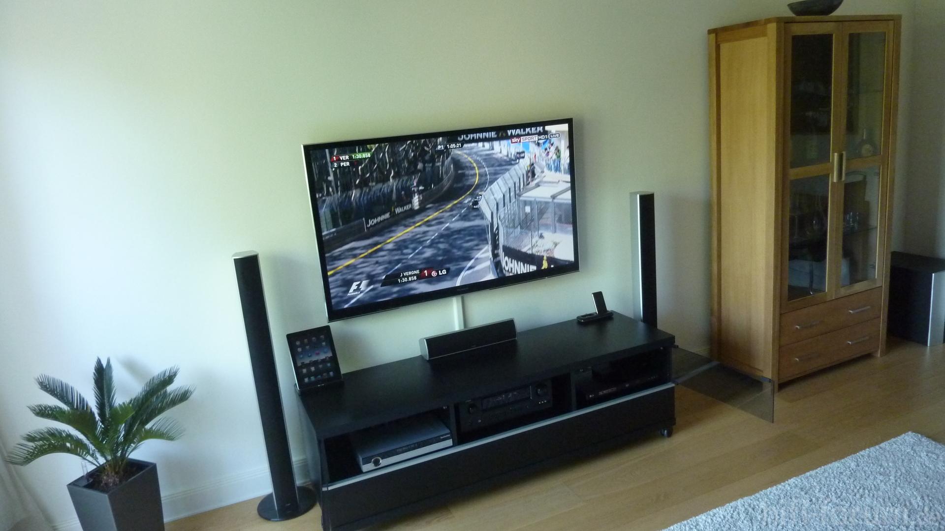 zoll fernseher wohnzimmer ~ verschiedenes interessantes design für, Deko ideen
