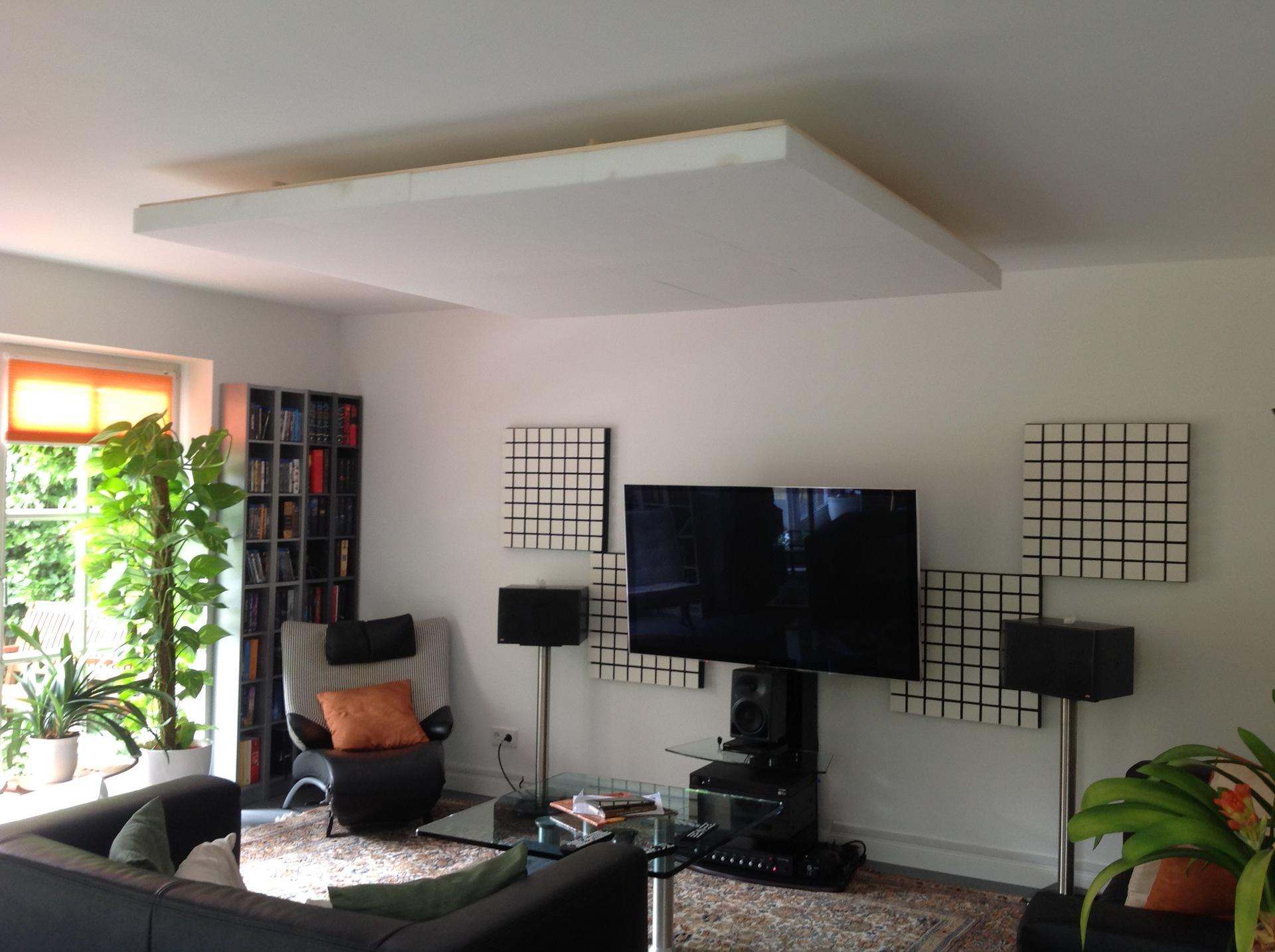 05 probeh ngen akustik deckensegel hifi bildergalerie. Black Bedroom Furniture Sets. Home Design Ideas