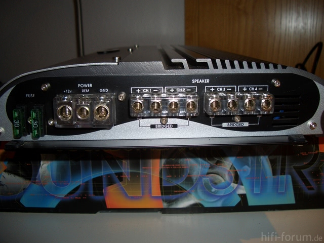 Soundstream Picasso 4.640