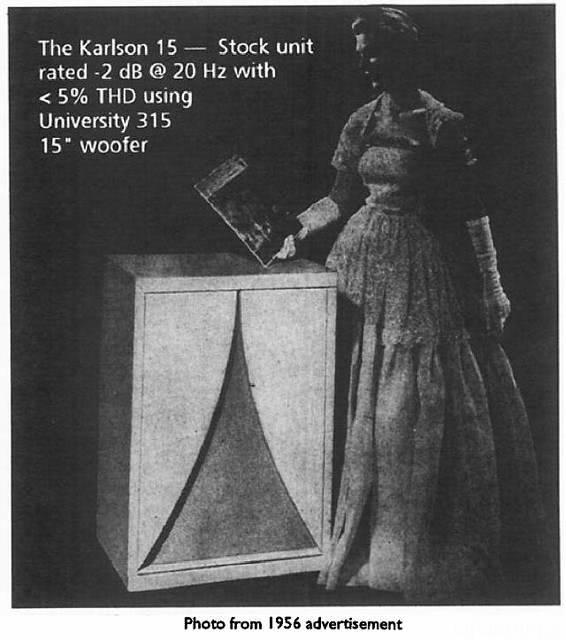 Carlson Coupler Werbung 1956