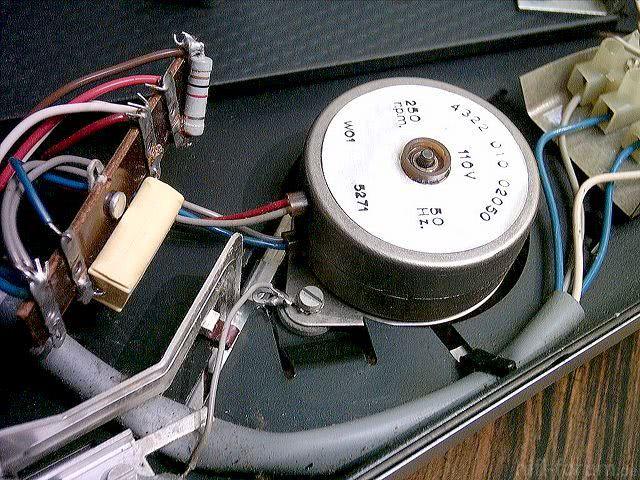 Philips 308 Motor
