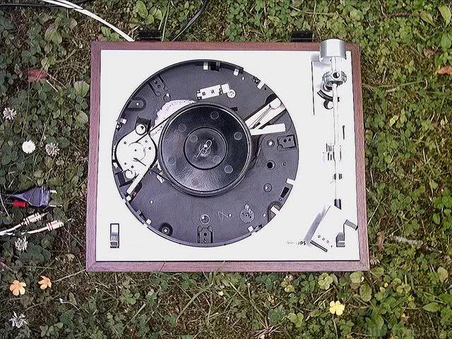 Philips 308 Ohne Teller