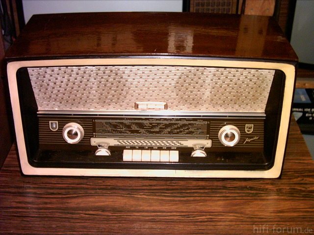 Philips Jupiter 463 aus 1956