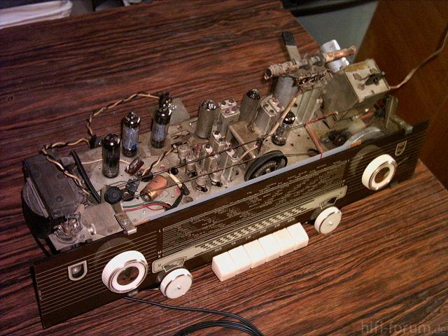 Philips Jupiter 463 Chassis Vo