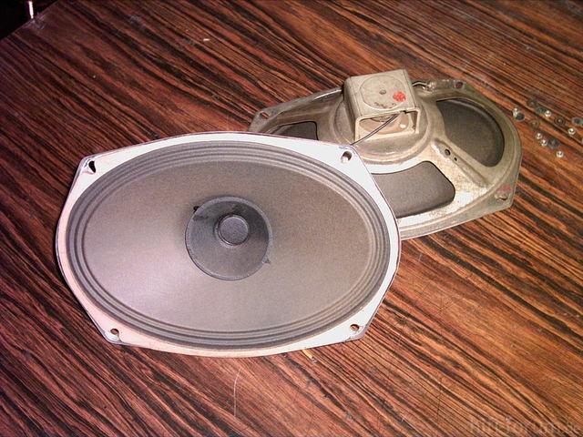 Philips Jupiter 463 Lautsprecher