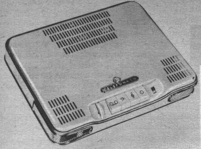 Telefunken S 81 Prospektbild