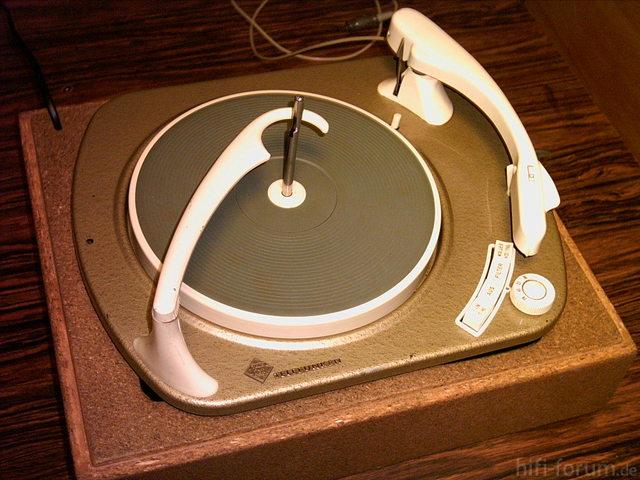Telefunken TW 560 Aus 1956