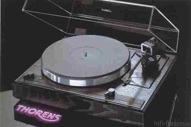 Thorens TD 2001 Aus 1989