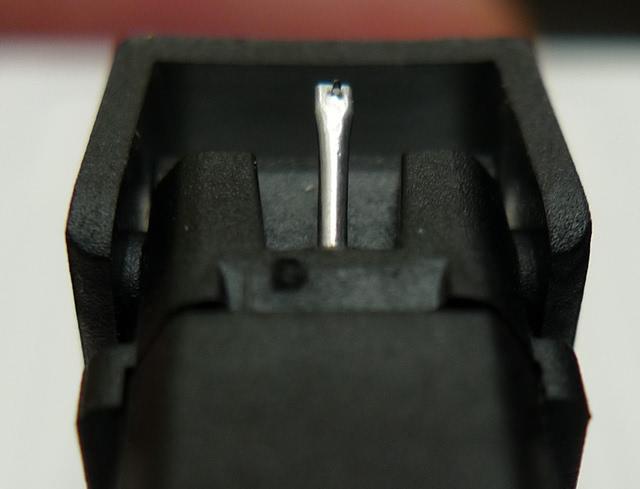 Ortofon Vinyl Master mit schiefem Nadelträger