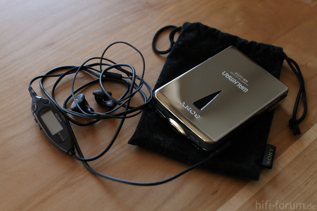 Sony WM EX1HG