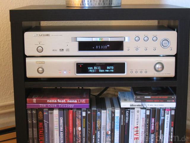 Tuner & DVD