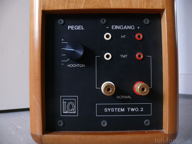 I.Q System Two.2 Terminal