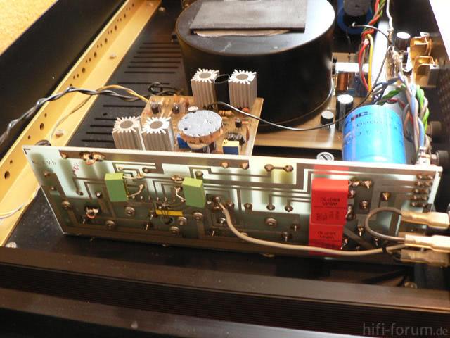 KS-E41 HSE (Hiller Audio Tuning) Nahaufnahme