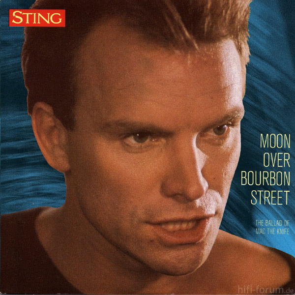 "Sting ""Moon Over Bourbon Street"""