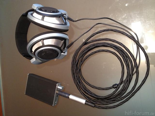 HD800 Altes Kabel