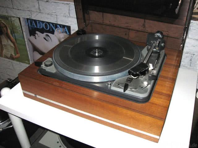Dual1019 mit Denon DL 103 S