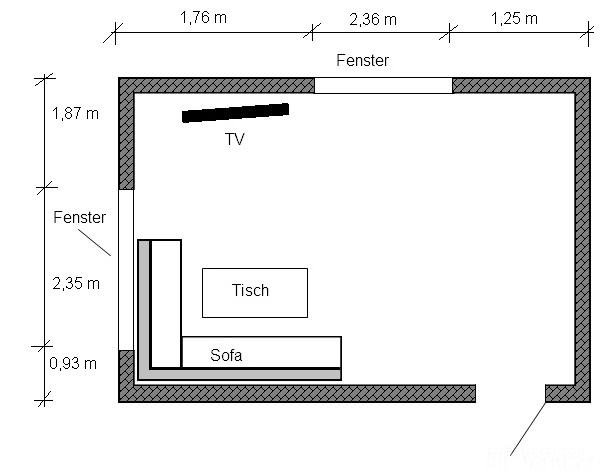 Wohnzimmer_Längen