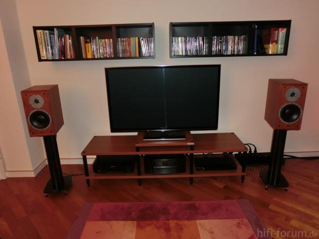 Bilder eurer hifi stereo anlagen allgemeines hifi forum seite 486 - Audio anlage wohnzimmer ...