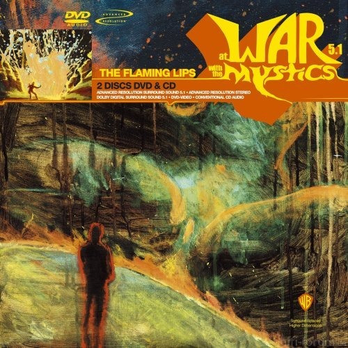 Album At War With The Mystics Limited Edition Cd Dvd