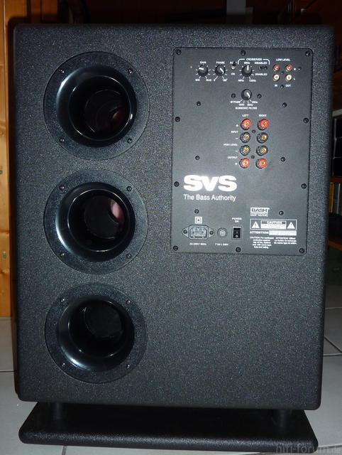 SVS PB12-ISD/2 Back