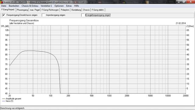 Heco Boxsim Simu 60 L GHP 900 MF