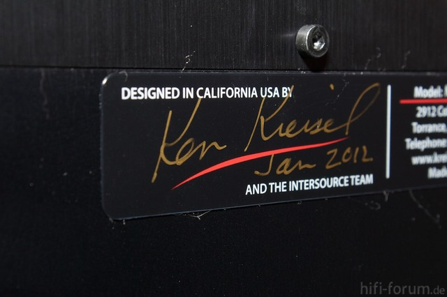Ken Kreisel  DXD-12012