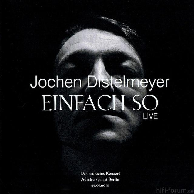 Joache Distelmeyer - Einfach So - Live