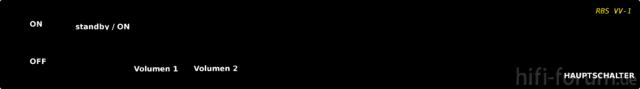 Frontplatte 2 Klein