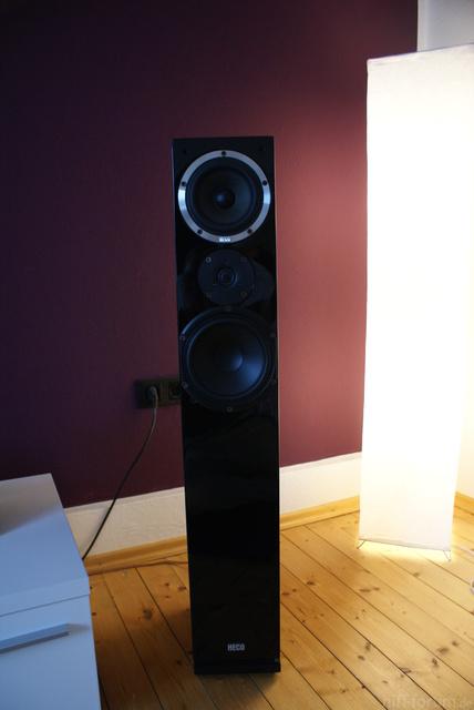 Lautsprecher - Detail
