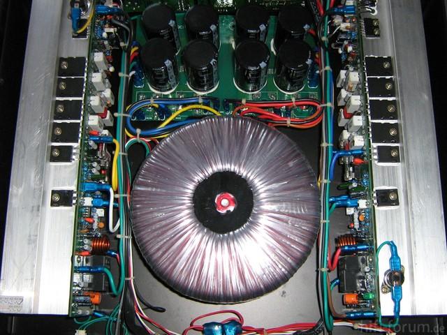 DAP Audio P-2000 Endstufe