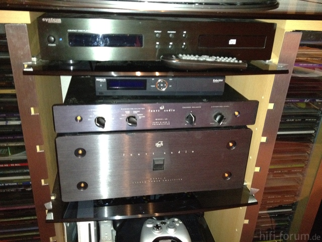 Forte Audio Model 6 Und Model 40