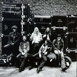 Album The Allman Brothers At Fillmore East