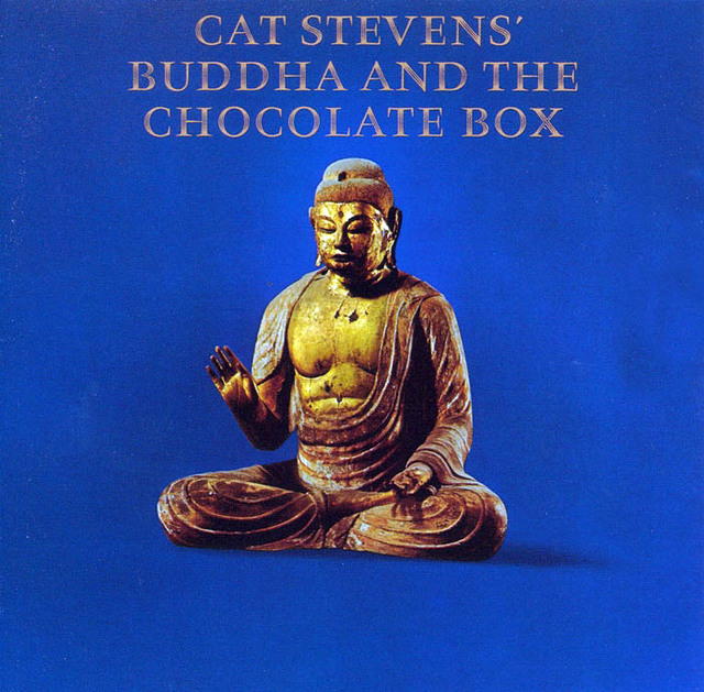 Cat Stevens Buddha And The Chocolate Box Lp