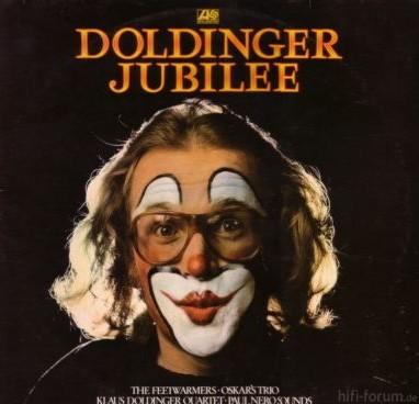 Doldinger  Klaus   Jubilee Front