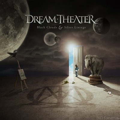 Dreamtheater Blackclouds