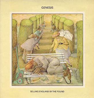 Genesis Selling England B 205770