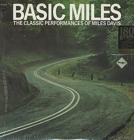 Miles Davis Basic Miles   180 329964